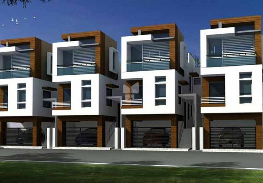 Green Centurian Avenue - Project Images
