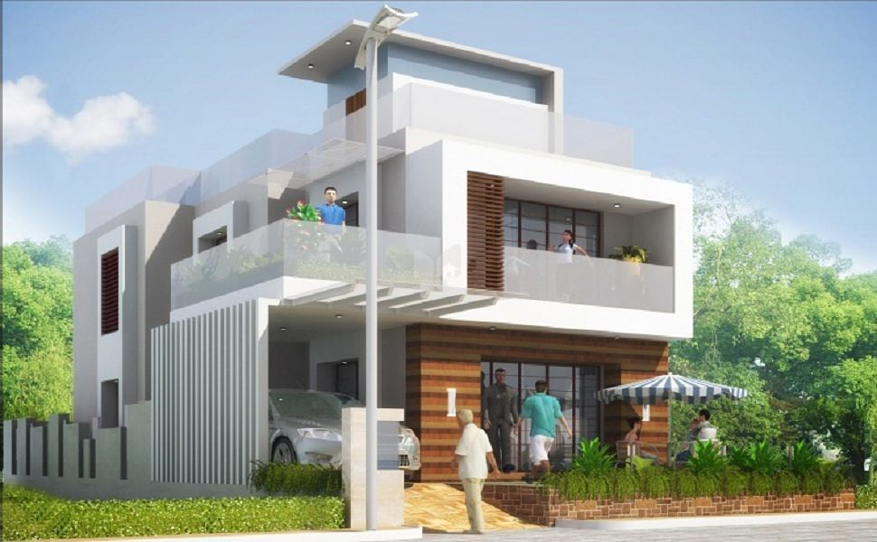 Sri Sai Springfield - Elevation Photo