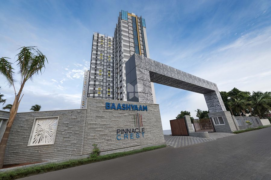 Baashyaam Pinnacle Crest - Elevation Photo