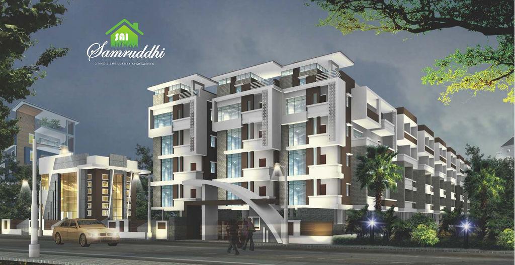 Sai Samruddhi - Project Images