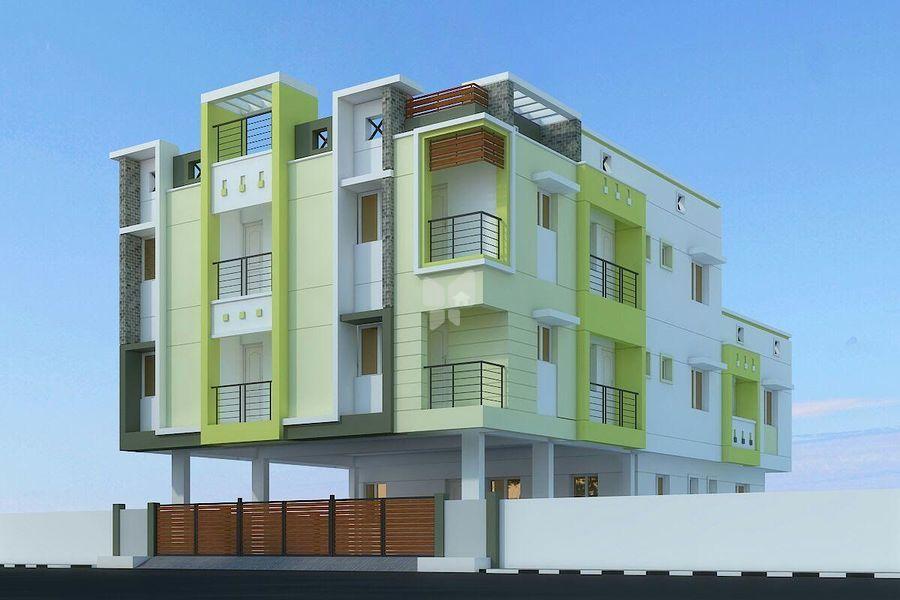 Kalanjiyam Ruby Homes - Project Images