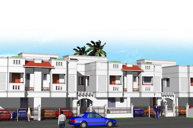 Girish Villa - Elevation Photo