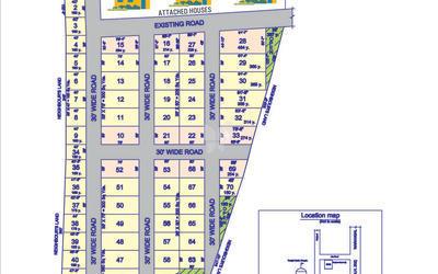 kavya-residency-in-yadagirigutta-master-plan-edr.
