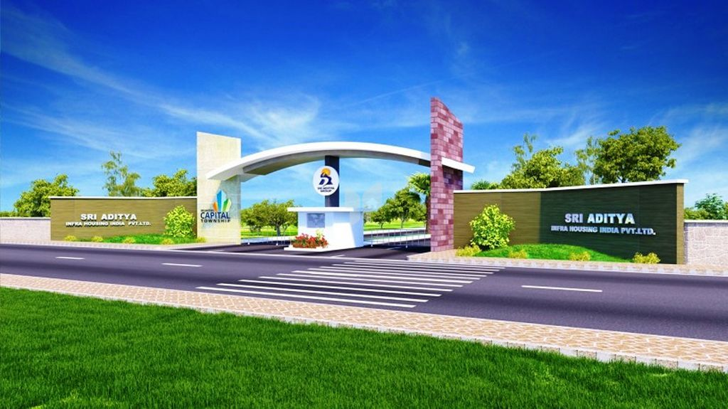 Sri Aditya Capital Township - Project Images