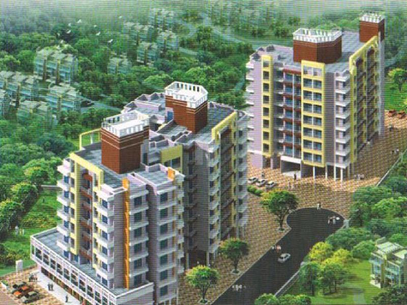 Shree JP Golden City Complex - Project Images