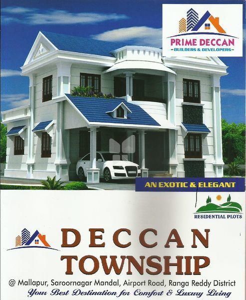 Deccan Township - Elevation Photo