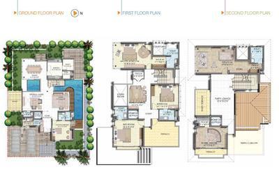 olympia-panache-in-navalur-floor-plan-1st