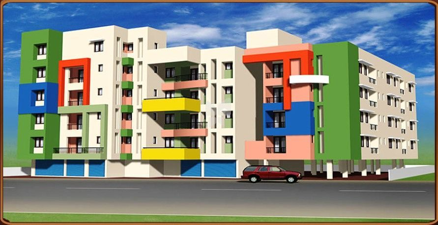 SK Sanjay Hi View - Project Images