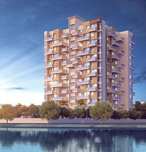 Aaiji Lakeshore Residences - Project Images