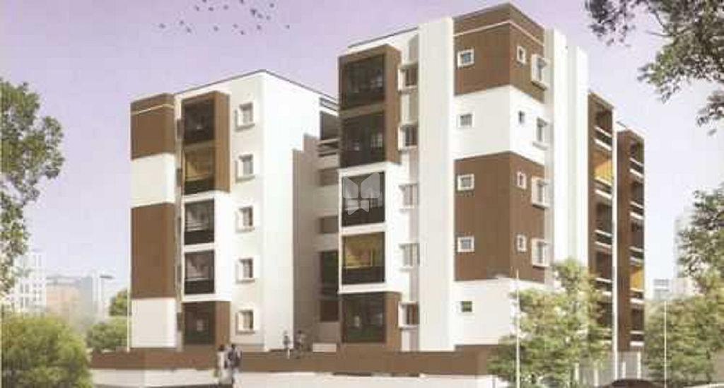 Divya Westside Apartment - Elevation Photo