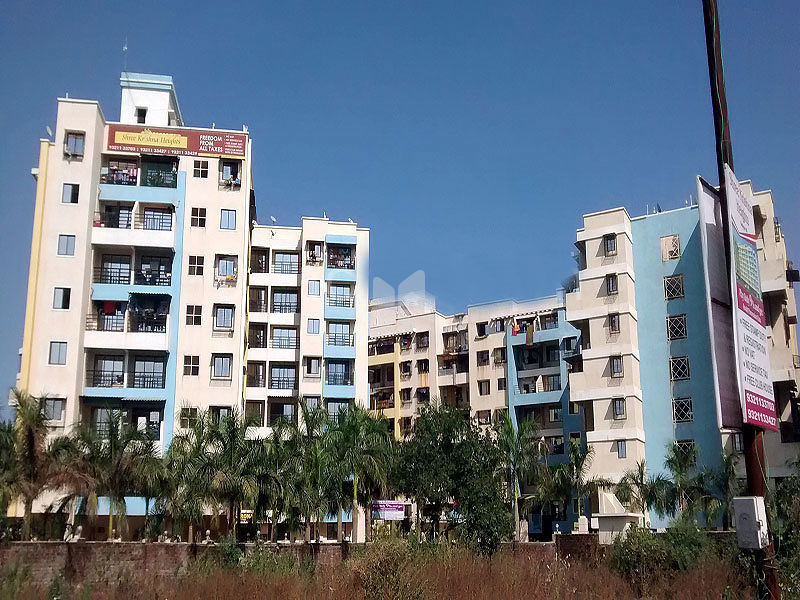Dheeraj Shree Krishna Heights - Elevation Photo