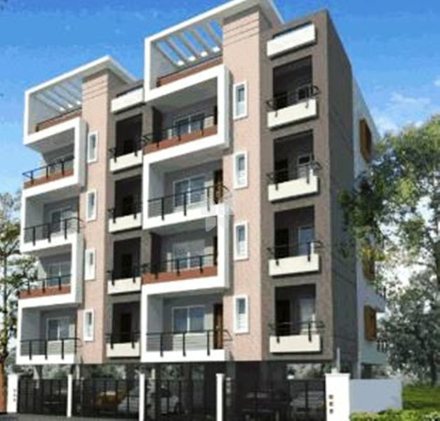 CMRS Siddharth Enclave - Elevation Photo