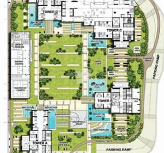 Shiva Omkar Enclave - Master Plans