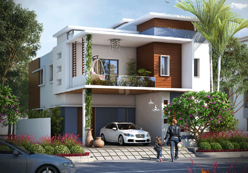 Rudra Royal Village - Elevation Photo