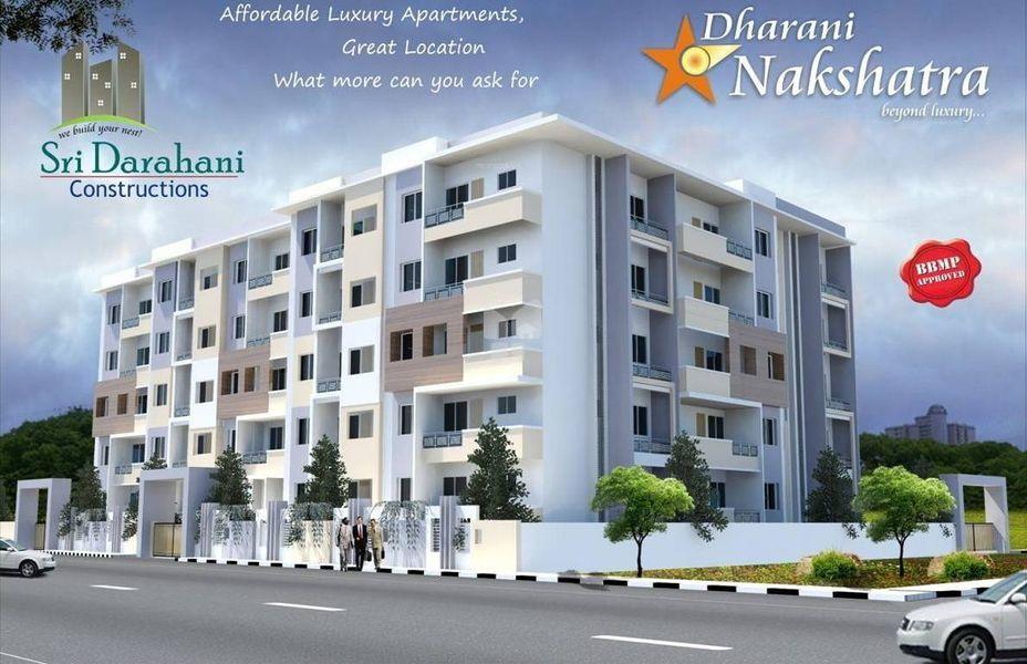 Dharani Nakshatra - Elevation Photo