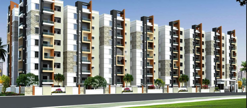 Legend Siddhi Apartment - Elevation Photo