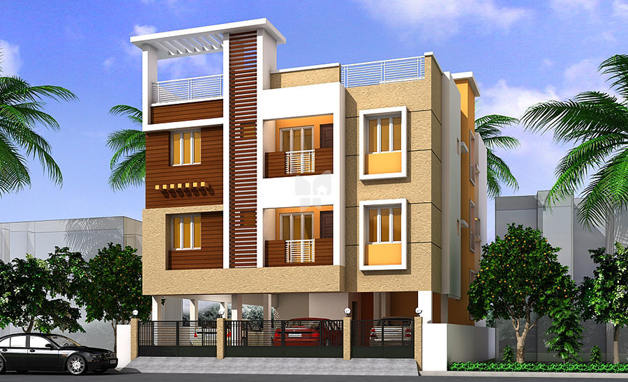 Samy Homes - Project Images