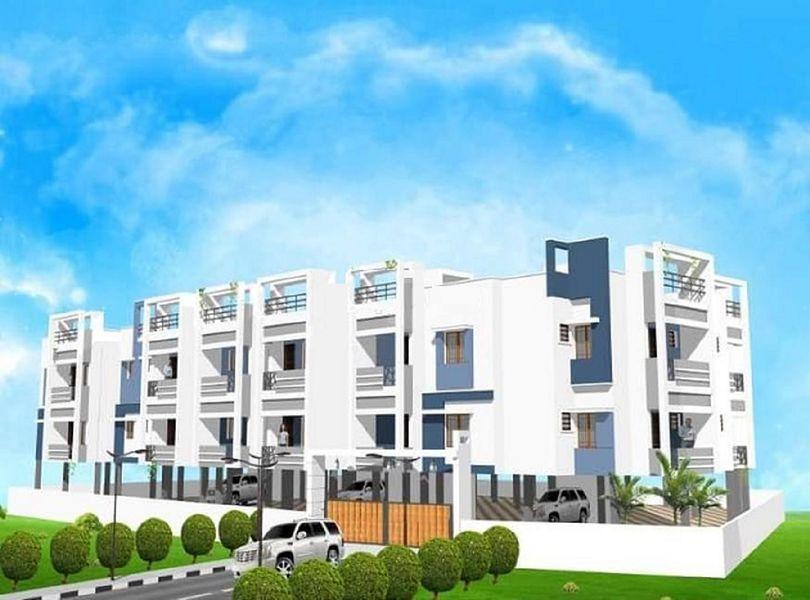 Sweet Kalpa Thiru Homes - Project Images