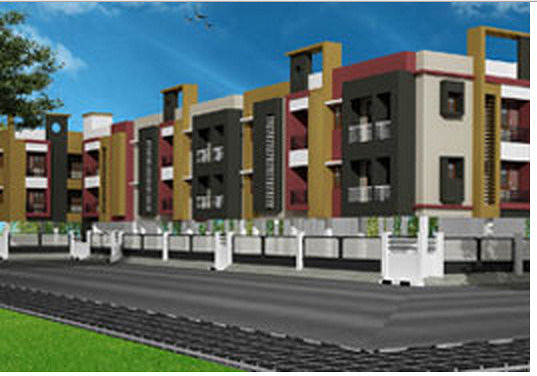 Sumangali Homes Grande Rio - Elevation Photo