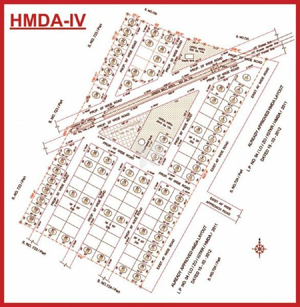 Suprabhat Township Phase 3 And 4 - Master Plans