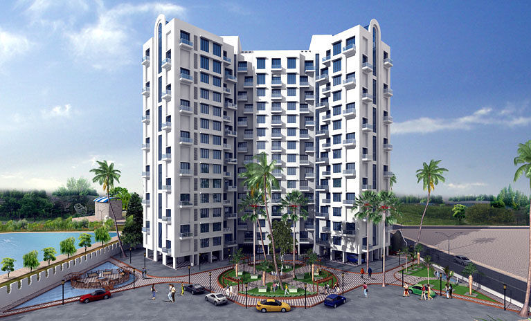 M.Baria Rose Building No 3 - Project Images