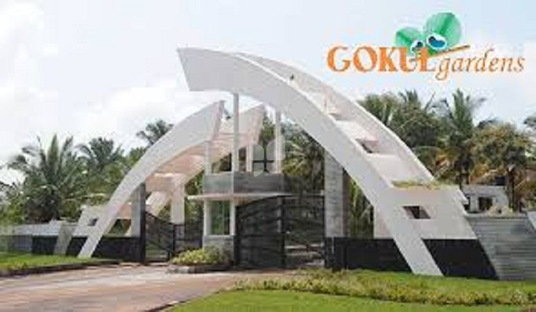 Gokul Gradens - Elevation Photo