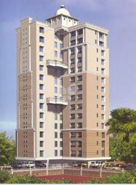 Ashish Triveni Apartments - Elevation Photo