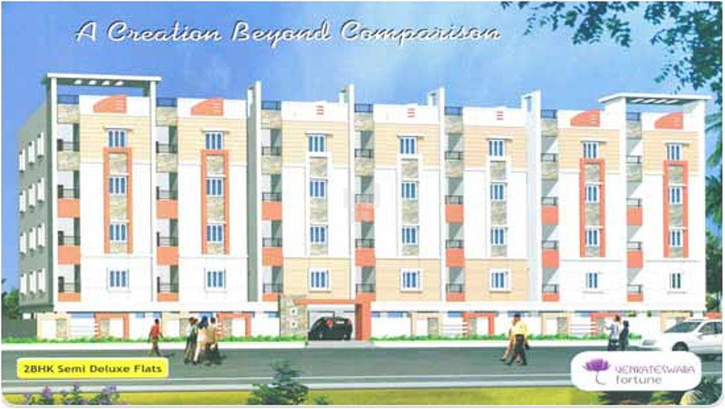Venkateshwara Fortune - Project Images