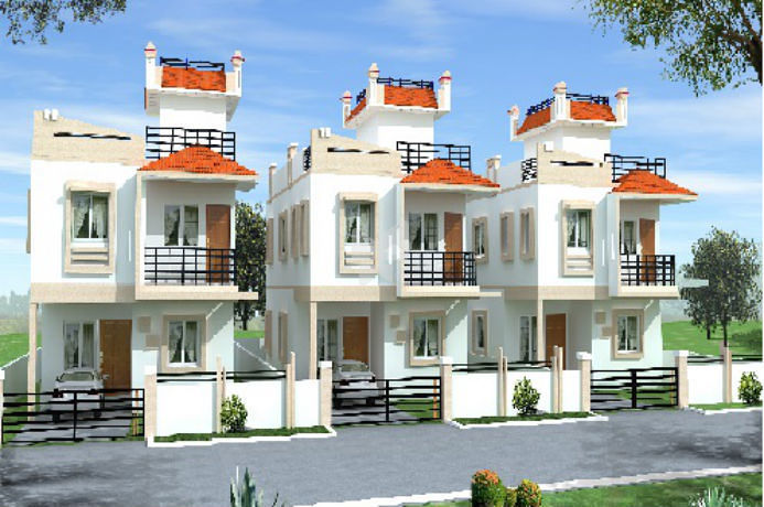 Prajay Water Front - Project Images