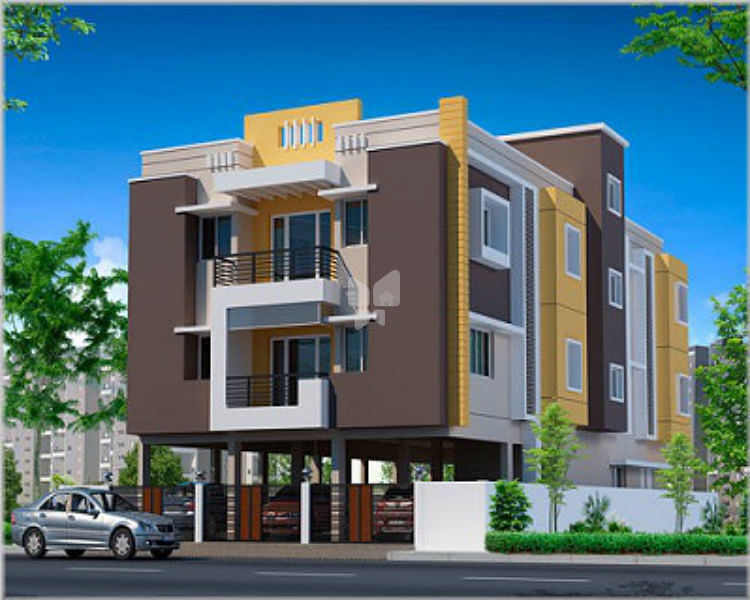 Brownstone foundations bsf jasper in adyar chennai for Chennai home designs and plans