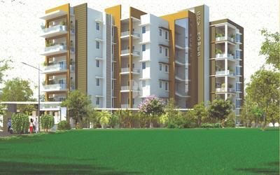 home-line-infra-verdure-in-sainikpuri-elevation-photo-1hmt