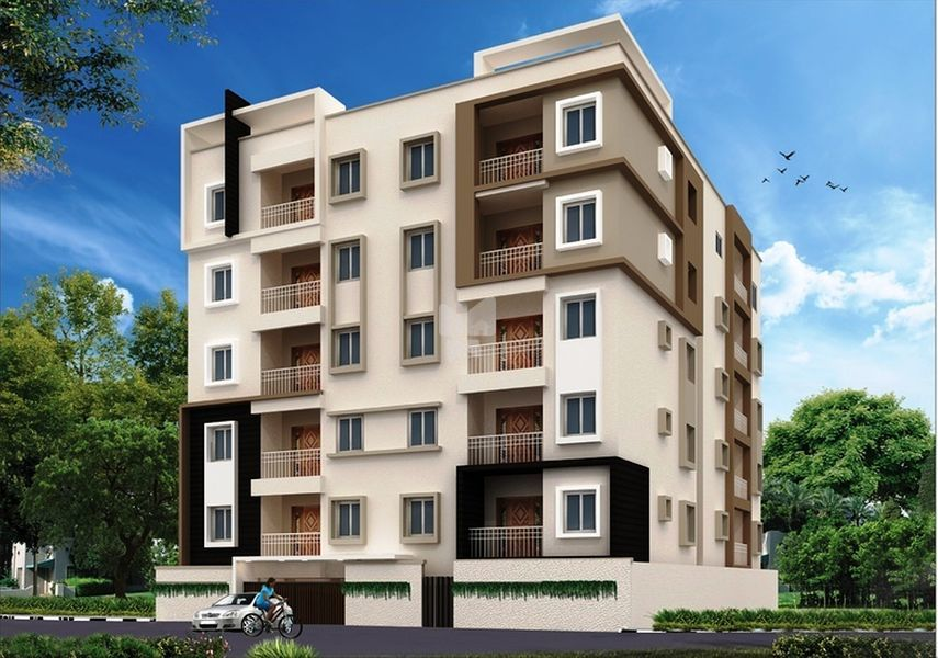 Shreyas Crescent - Project Images