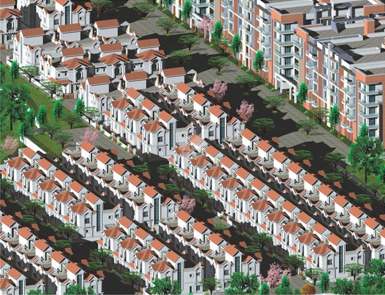 Asian Township - Project Images