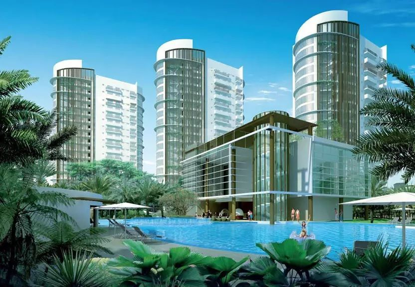 Emaar MGF Palm Drive - Project Images