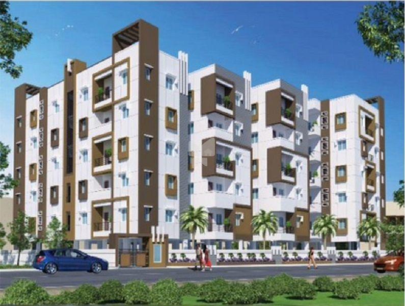 Venkata Sai Towers - Elevation Photo