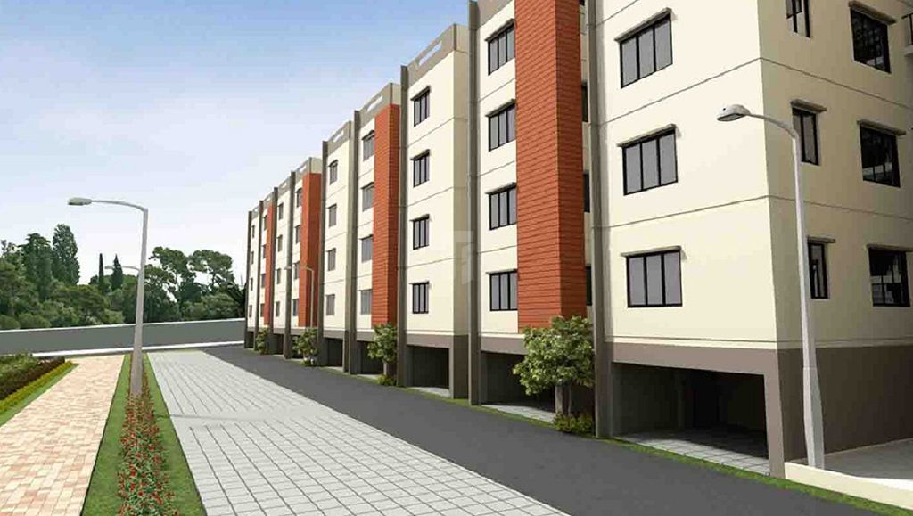 Town & City Garden City Residential Apartments - Project Images