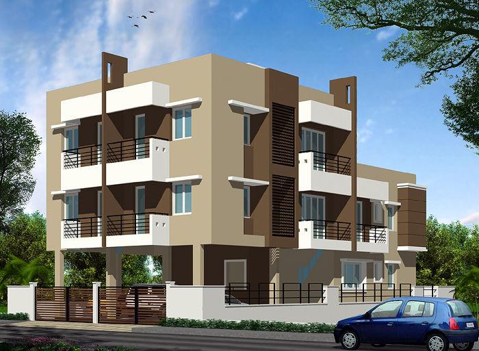 Sowbhagya Homes Sharada - Project Images