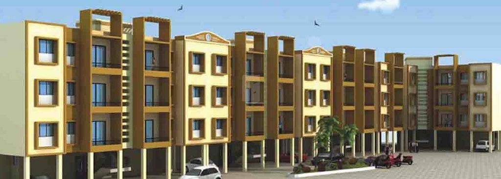 Mateshwari Regency Wing A10 - Project Images