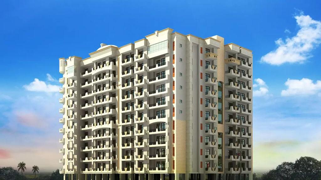 Vishal Pinnacle Tower - Project Images