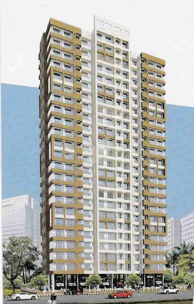 Ekdant Shree Siddhivinayak Tower - Elevation Photo