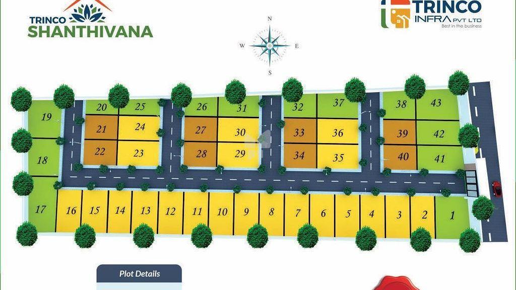 Trinco Shantivana - Master Plans