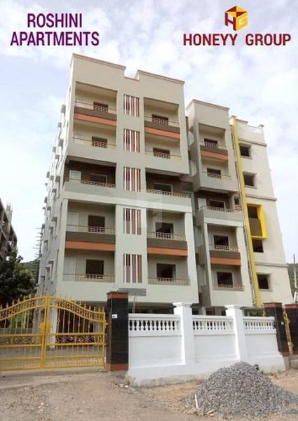 Honeyy Roshini Apartments - Project Images