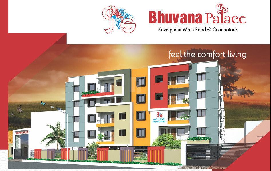 Bhuvana Palace - Project Images