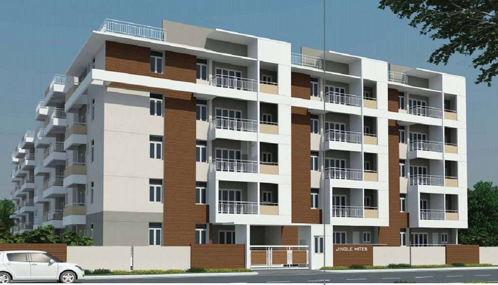 Sri Sai Jingle Heights - Project Images