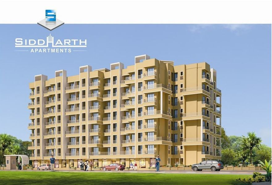 Rohan Gruh Siddharth Apartments - Project Images