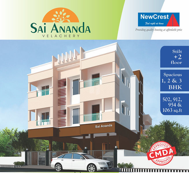 New Crest Sai Ananda - Project Images