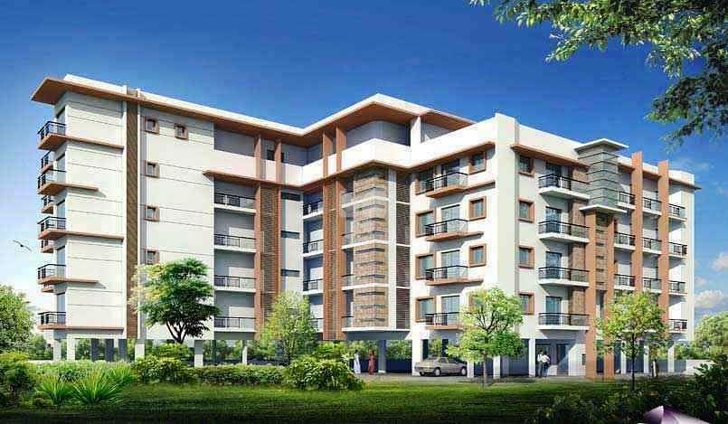 B & B Raj Mandir Apartment - Elevation Photo