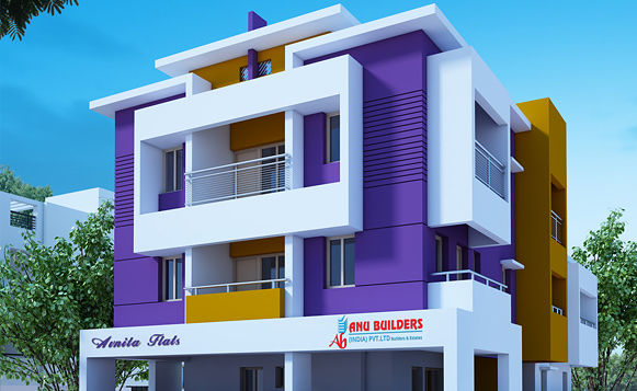 Anu Builders Avnita - Project Images