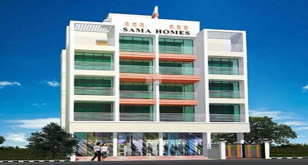 Sama Homes - Elevation Photo