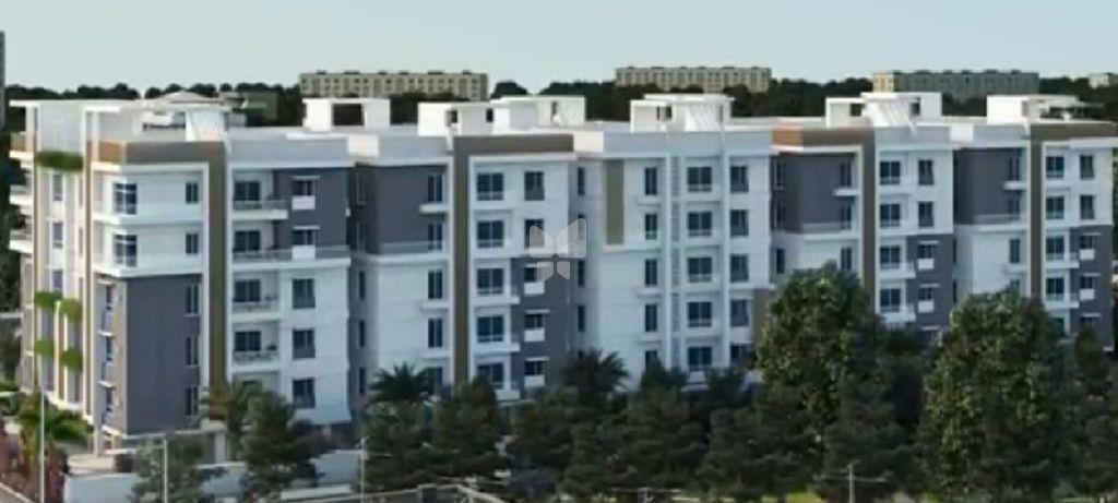 AV Hyma Residency - Elevation Photo